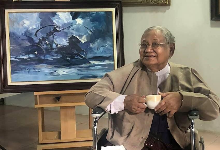 Dr.U Lun Gywe